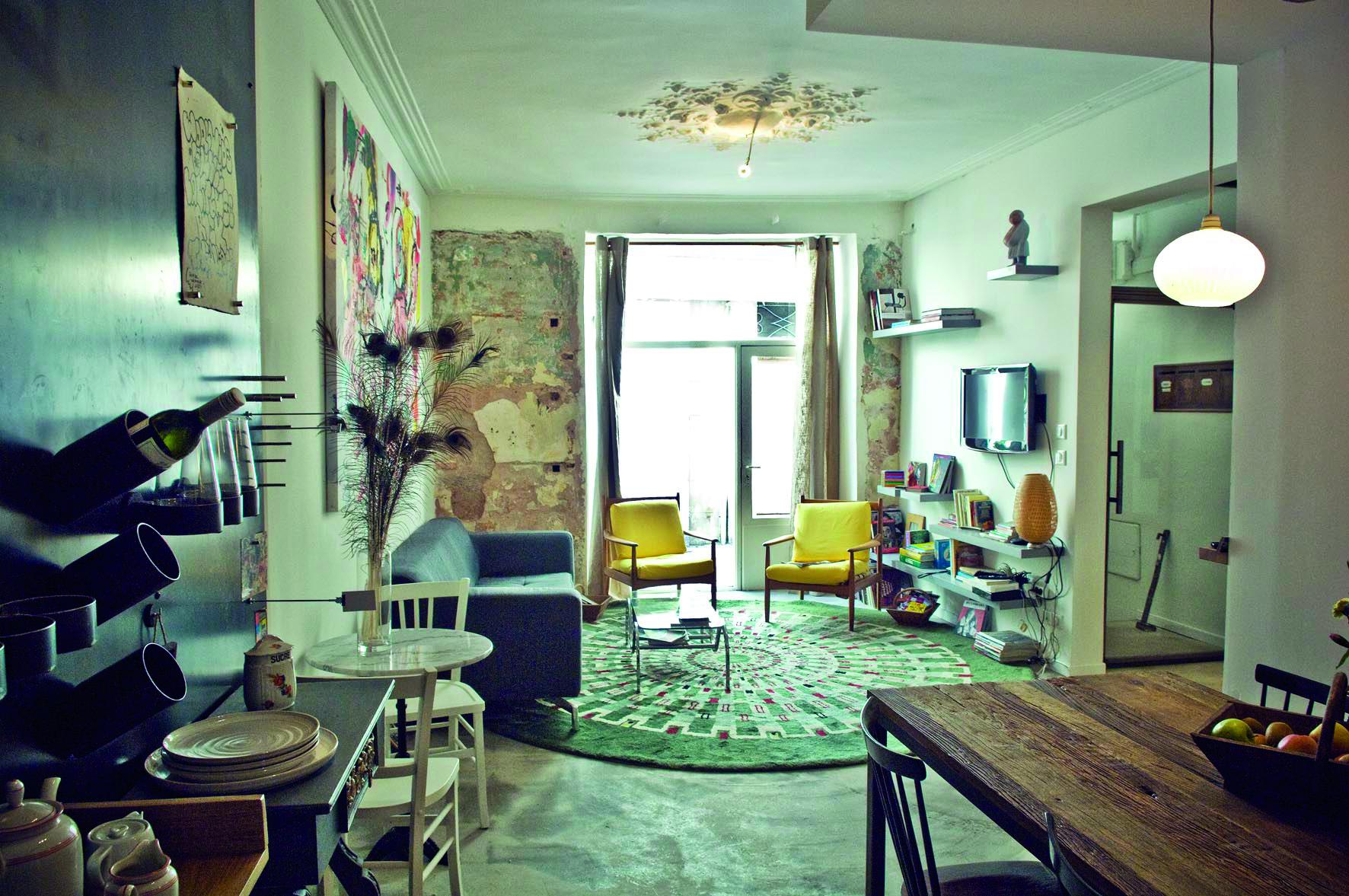 Maison d h´tes urbaine et arty  Marseille