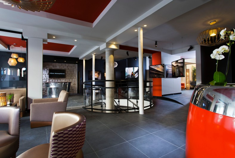 Lobby Hôtel Atmosphères
