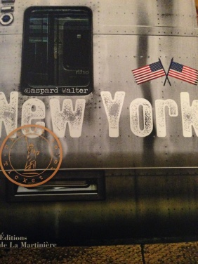 photo Ticket to NYC