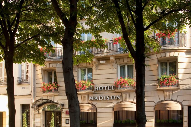 Crédit le Madison Hôtel